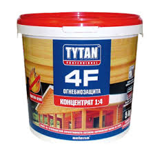 огнебозащита tytan 4f